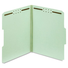 Globe Weis Globe-Weis 100% Recycled Presssboard Folder with Fastener at Sears.com