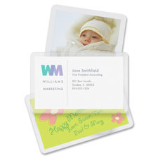 """Laminating pouches,business card,2-1/4""""x3-3/4"""",25/pk,cl, sold as 1 package"""