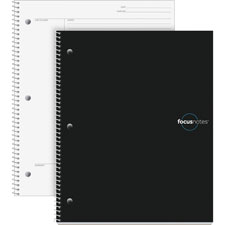 "Note-taking system notebk, wire, 20 lb, 11""x9"", 100shts, we, sold as 1 each"
