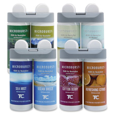 Aerosol frangrance refill, variety pack, refill, ast, sold as 1 carton