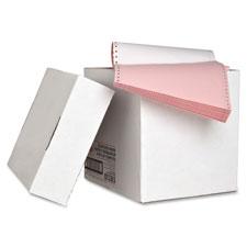 """Computer paper, 3 part, 9-1/2""""x11"""", 1200/ct, we/ca/pk, sold as 1 carton, 1850 set per carton"""