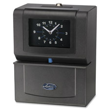 "Auto time clock,day/hrs/minutes,8-1/16""x5-1/6""x10-1/4"",ccl, sold as 1 each"