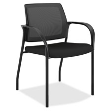 "Multipurpose stacking chair, 25""x21-3/4""x33-1/2"", poppy, sold as 1 each"