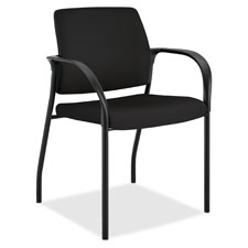 "Multipurp stack chair,w/glides,25""x21-3/4""x33-1/2"", poppy, sold as 1 each"