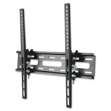 "Medium tilt mount, 22""to46"" /66lb capacity, black, sold as 1 each"