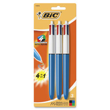 Blue, Red, Green /& Purple Papermate Inkjoy 4in1 1.0mm Medium Ballpoint Pen