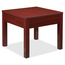 "Corner table, 24""x24""x20"", mahogany, sold as 1 each"