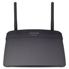 Wireless n access point, 300 mbps, black, sold as 1 each