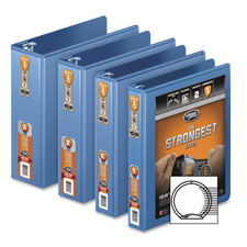 "Round ring view binder, hd, 3"", multi, sold as 1 each"