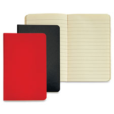 """Mini journal, wide rld, 10""""x7-1/2"""", 96shts, 2/pk,, sold as 1 package, 2 each per package"""