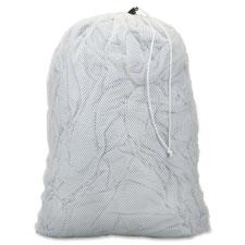 """Laundry net, heavy duty, 24""""x36"""", mesh, white, sold as 1 each"""