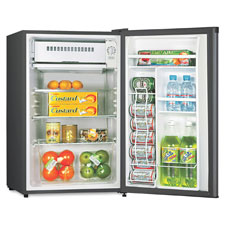 "Compact refrigerator, 3.3l, 20-1/2""x18-3/10""x34-3/10"", wlbb, sold as 1 each"