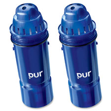 Replacement filter, pur, 2/pk, blue, sold as 1 each