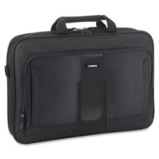 "Laptop briefcase, 17.3"", black, sold as 1 each"