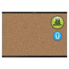 Magnetic cork bulletin board, prestige 2, 4'x3', sold as 1 each