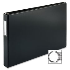 """Reference binder, 11""""x17"""", 1"""", black, sold as 1 each, 25 each per each"""