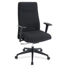 "Suspension chair, 26""x26""x44-1/2"", fabric/black, sold as 1 each"