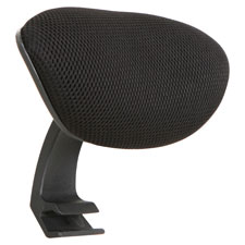 "Optional headrest, f/40204, 3-9/10""x12-1/5""x9-4/5"", bk, sold as 1 each"