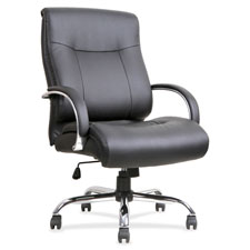 "Chair, 450lb capacity, 22-7/8""x30-1/4""x46-7/8"", black, sold as 1 each"