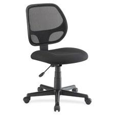 "Multi task chair, 23-1/4""x25-1/2""x39"", black, sold as 1 each"