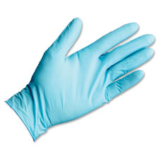 Nitrile gloves g10, sm, 100/bx, blue, sold as 1 box, 100 each per box