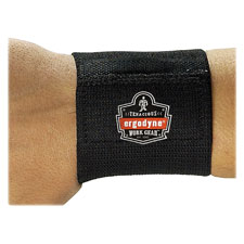 "Universal wrist wrap, proflex 400, .25""x4.5""x7.25"", black, sold as 1 each"