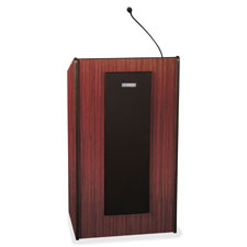 "Presidential plus w/ spkr, lectern, 46.5""x25.5""x20.50"", my, sold as 1 each"