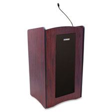 "Presidential plus, lectern, wireless, 46.5""x25.5""x20.50"", my, sold as 1 each"