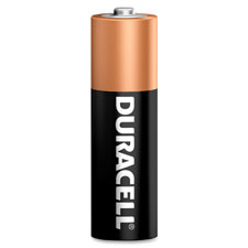 Duracell coppertop aa batteries, 24/pk, black, sold as 1 package, 12 each per package