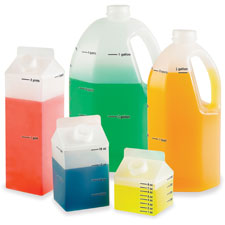 Measurement set, gallon, pre-k+, 5pcs, multi, sold as 1 set