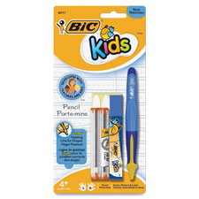 Bic kids mechanical pencil, 6/pk, blue, sold as 1 package