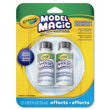 Model magic gloss glaze effects, 25ml, 2/pk, cl, sold as 1 package