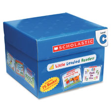 Little leveled readers level c box set, 75 books, multi, sold as 1 each