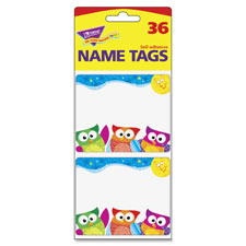 "Owl starts terrific labels, 2-1/2""x3"", 36 pieces, multi, sold as 1 package"
