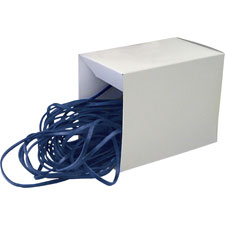 "Rubber bands, supersize, alliance, 17"", 12/bg, blue, sold as 1 package"