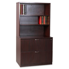 "2-door storage cabinet, 36""wx22-1/2""dx29-1/2h"", mahogany, sold as 1 each"