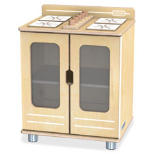 "Play kitchen, turemodern, stove, 25""x20""x15"", baltic, sold as 1 each"