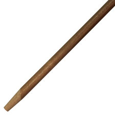 """Squeegee wood handle, 60""""x1"""", natural, sold as 1 each"""
