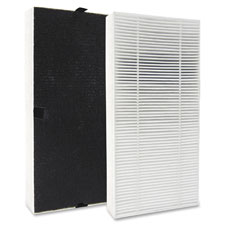 Replacement dual action filter, white/blue, sold as 1 each