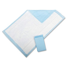 "Protection plus disposable underpads, 23""x26"", 30/pk, lbe, sold as 1 package"
