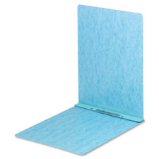 "Report cover, 20 pt. pressguard, 2"" cap., 8-1/2""x14"", blue, sold as 1 each, 50 each per each"