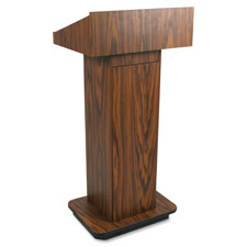 "Exec column non sound lect, 47""x22""x15"", mok, sold as 1 each"