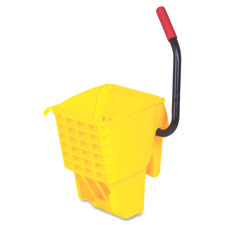 Mopping system press wringer, wavebreak, 32oz,yellow, sold as 1 each