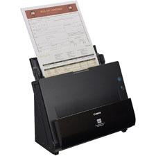 """Image scanner, 25 pg cap, 9-1/2""""x15-1/5""""x12-1/5"""", bk, sold as 1 each"""