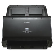 """Image scanner, 30ppm, 112/5""""x9-9/10""""x9"""", black, sold as 1 each"""