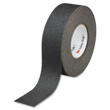 "Safety-walk slip-reistant gen purp tape, 4""x60', black, sold as 1 each"