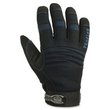 Thermal waterproof gloves, xlarge, 1/pr, black, sold as 1 pair, 2 each per pair