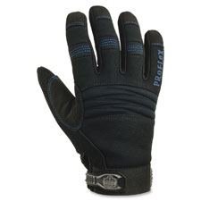 Thermal utility gloves, 2xlarge, 1/pr, black, sold as 1 pair, 2 each per pair