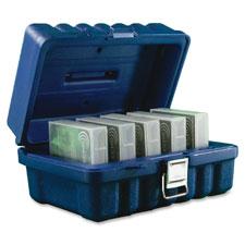 "Turtle lto storage case, 5 cap, 8-1/4""x11-1/4""x5-1/2"", be, sold as 1 each, 140 each per each"