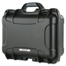 "Turtle 519 equip case, 12-2/5""x15-2/5""x6-4/5"", bk, sold as 1 each"